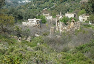 Deserted Village of Sandima