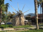 The Windmill in Yalikavak town centre